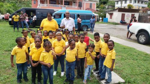 Gospel Light Christian Academy VOL station visit P3