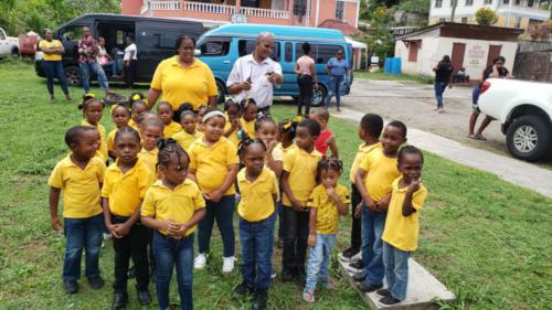 Gospel Light Christian Academy VOL station visit P4